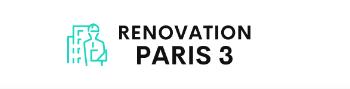 lancement rénovation paris 3