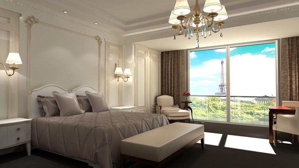 Rénovation de chambre sur Paris 3